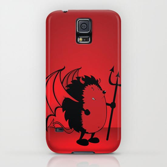 Bad hedgie Samsung Galaxy S5 Case