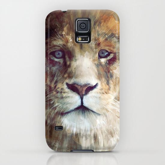 Lion - Majesty Samsung Galaxy S5 Case