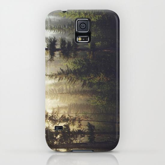 Sunrise Forest Samsung Galaxy S5 Case