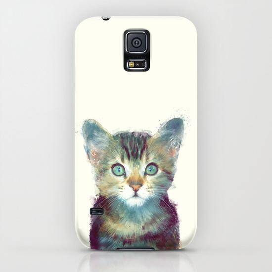Cat - Aware Samsung Galaxy S5 Case
