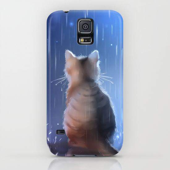 Under rainy days like these Samsung Galaxy S5 Case