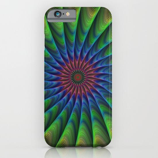 Fractal Samsung Galaxy S5 Case