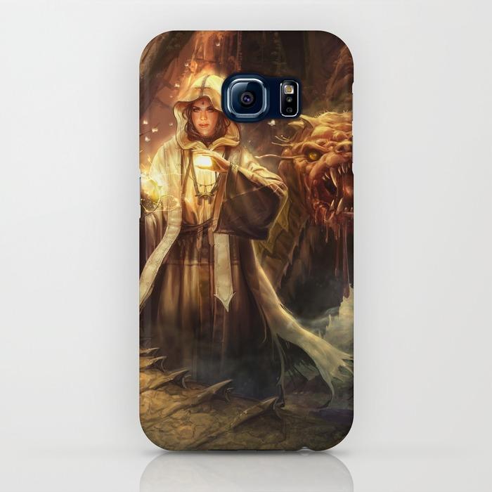 Wizard Queen Samsung Galaxy S6 Case