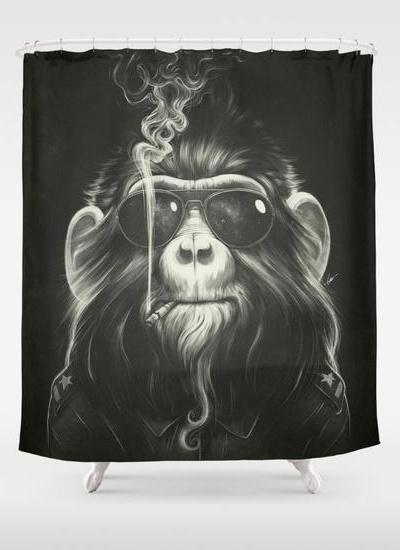 Smoke Em If You Got Em Shower Curtain