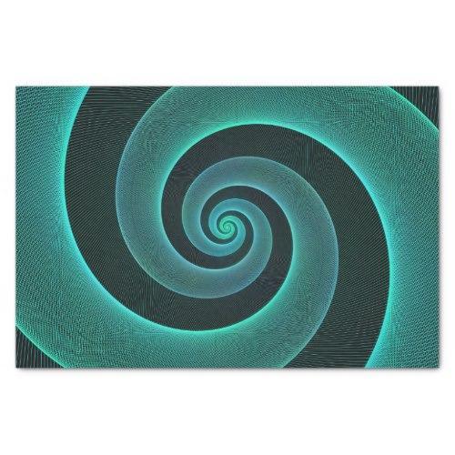 Spiral Tissue Paper
