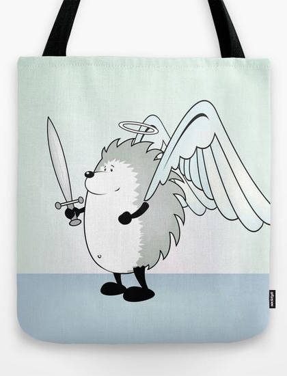 Good hedgie Tote Bag
