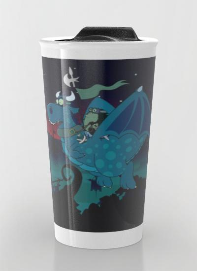 Night watch Travel Mug